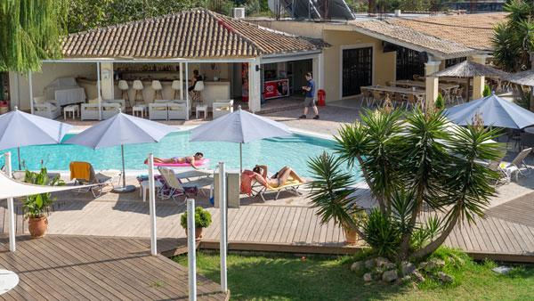 Singles only! Frosch Bikeurlaub auf Korfu - Griechenland