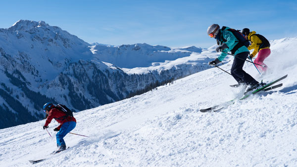 Frosch Ski-Sportclub Saalbach Hinterglemm - Österreich