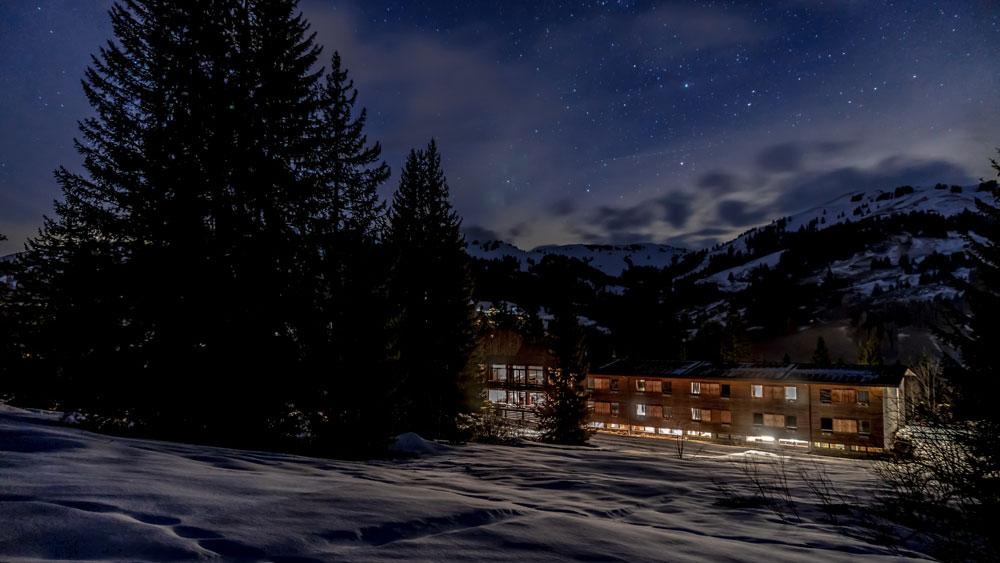 Sportclub Saanewald Lodge, Gstaad - Frosch Sportreisen