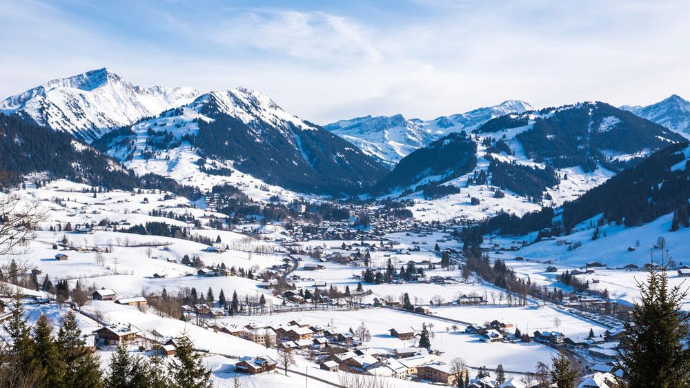 Golfhotel Les Hauts de Gstaad & Spa****sup. in Saanenmser