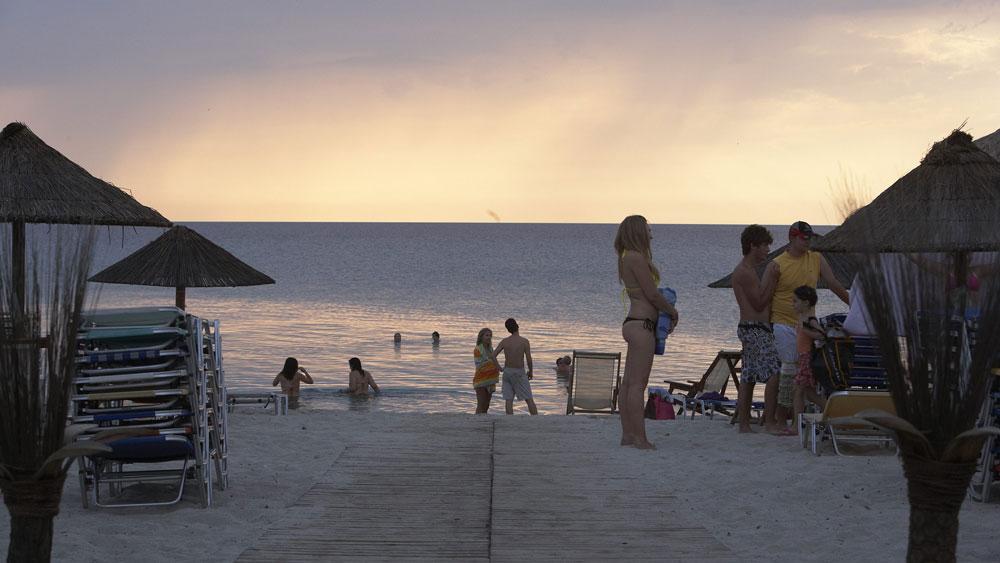 frauen am strand ansprechen