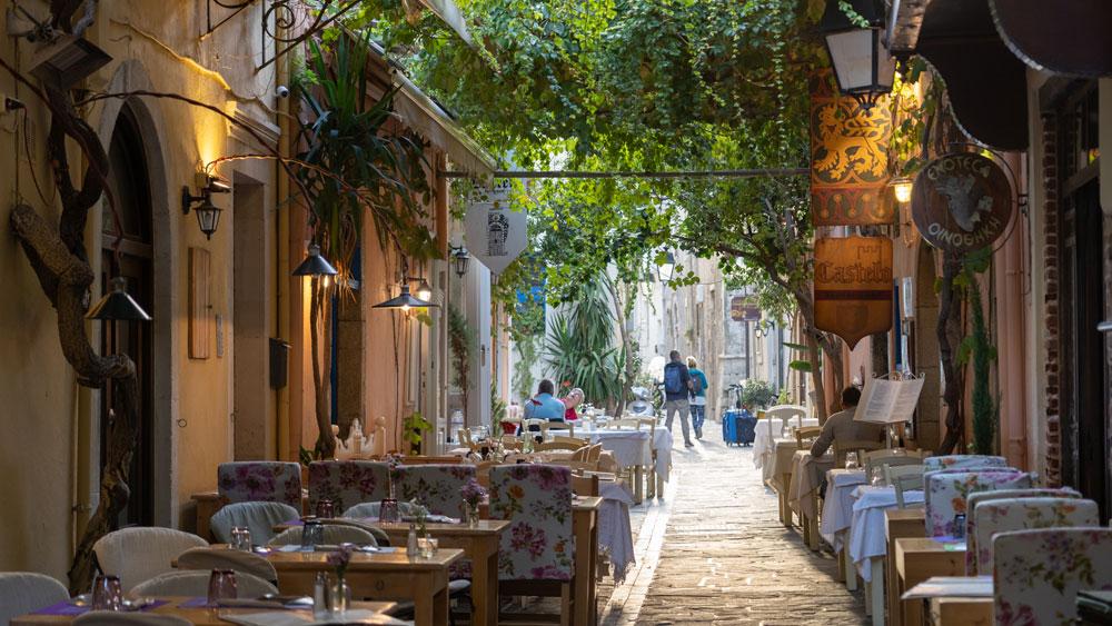 Frosch Reisen Kreta