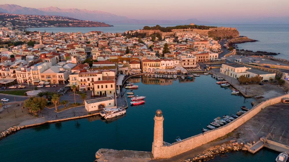 Inselurlaub Kreta Griechenland Biken Wandern Kultur