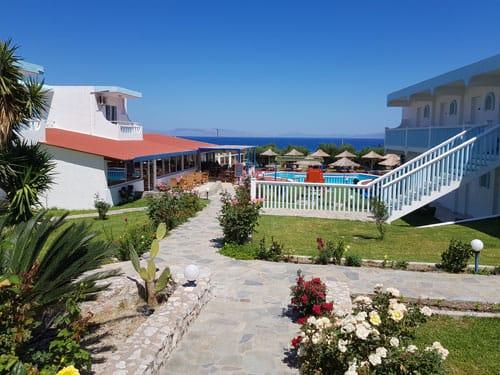Frosch Sportclub Georgia Hotel Auf Der Insel Rhodos
