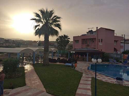 Hotel Dimitra Auf Kreta 2016 Immer Eine Reise Wert