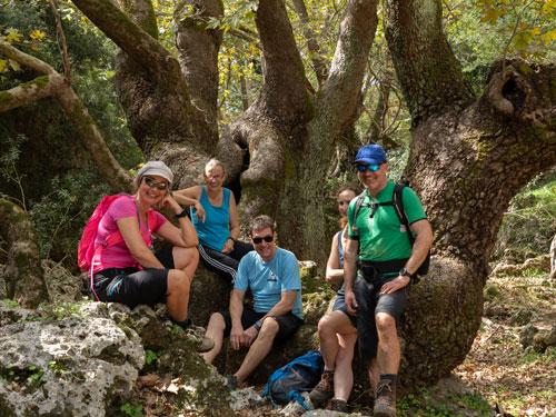 Wanderreise Kreta Griechenland Frosch Sportreisen